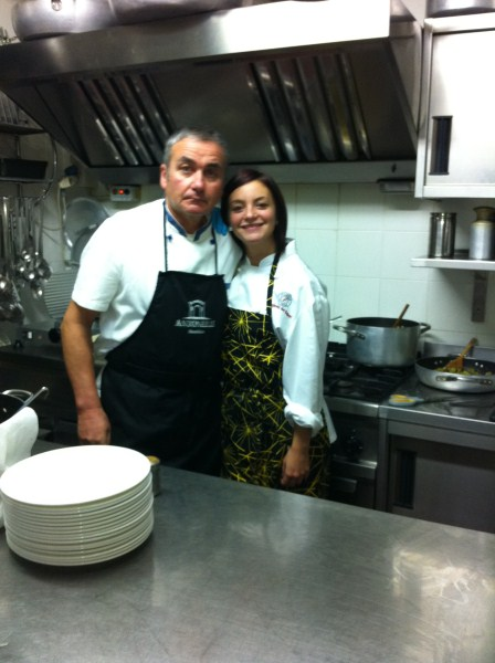 CHEF - Alfredo and Camilla