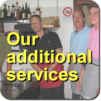 Our additional services
